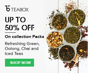 Tea Collections from Teabox
