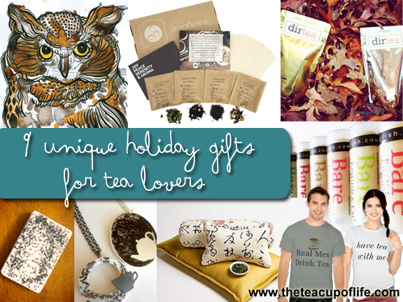 9 Unique Holiday Gifts For Tea Lovers